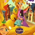 Disney Rapunzel's Tangled Adventure - 48 Pieces Jigsaw Puzzle - v3