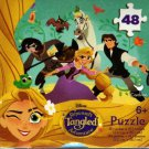 Disney Rapunzel's Tangled Adventure - 48 Pieces Jigsaw Puzzle - v6