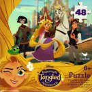 Disney Rapunzel's Tangled Adventure - 48 Pieces Jigsaw Puzzle - v7