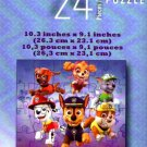 Paw Patrol Nickelodeon 24 Pieces Jigsaw Puzzle
