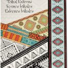 "Trends International Tribal Patterns 11""x17""Coloring Poster Pad"