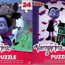 Disney Junior Vampirina - 24 Pieces Jigsaw Puzzle - (Set of 2) - v4