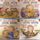 Baby's First Bible Look Book Bundle of 4 Board Books