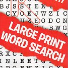 Large Print Word Search - All New Puzzles - (2018) - Vol.117