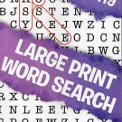 Large Print Word Search - All New Puzzles - (2018) - Vol.119