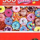 Cra-Z-Art Sweet Treats - Delicious Doughnuts - 300 Piece Jigsaw Puzzle 002