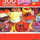 Cra-Z-Art Sweet Treats - Cakes in a Shop Window - 300 Piece Jigsaw Puzzle 002