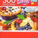 Cra-Z-Art Sweet Treats - Homemade Shortcrust Pastry Berry Pies - 300 Piece Jigsaw Puzzle 002