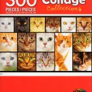 Cra-Z-Art Collage Collections - Cats - 300 Piece Jigsaw Puzzle 001