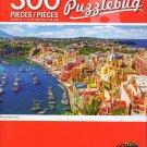 Cra-Z-Art Puzzlebug Prosida Island, Italy - 300 Piece Jigsaw Puzzle