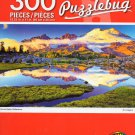 Cra-Z-Art Puzzlebug Mount Baker Reflections - 300 Piece Jigsaw Puzzle