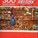 Cra-Z-Art Artbox Vintage Toy Shop by Sergio Botero - 300 Piece Jigsaw Puzzle