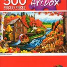 Cra-Z-Art Artbox Autumn Mill by Lee Radcliff - 500 Piece Jigsaw Puzzle