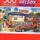 Cra-Z-Art Artbox Half Moon - 500 Piece Jigsaw Puzzle