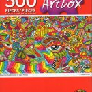 Cra-Z-Art Artbox Road to Another Dimension by Jasper Richard - 500 Piece Jigsaw Puzzle