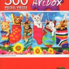 Cra-Z-Art Artbox Hanging Out by Corinne Ferguson - 500 Piece Jigsaw Puzzle