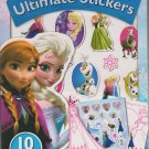 Disney Frozen Sticker Fun Ultimate Stickers Forever Sisters