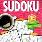 Large Print Sudoku Puzzle - Easy - Medium - Expert - All New Puzzles - (2018) - Vol.7