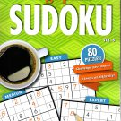 Large Print Sudoku Puzzle - Easy - Medium - Expert - All New Puzzles - (2018) - Vol.8