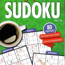 Large Print Sudoku Puzzle - Easy - Medium - Expert - All New Puzzles - (2018) - Vol.10