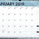 2019 Spiral Bound Calendar (Essentials 2019 Calendar Collection) - 12 Months Desktop - (Edition #6)