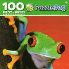 Cra-Z-Art Red Eyed Tree Frog - Puzzlebug - 100 Piece Jigsaw Puzzle