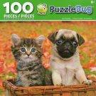 Cra-Z-Art Best Buddies - Puzzlebug - 100 Piece Jigsaw Puzzle