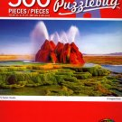 Cra-Z-Art Fly Geyser, Nevada - 500 Piece Jigsaw Puzzle - p005