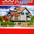 Cra-Z-Art Water Mill, Long Grove - 500 Piece Jigsaw Puzzle - p005