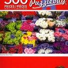 Cra-Z-Art Paris Flower Stend, France - 500 Piece Jigsaw Puzzle - p005