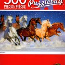 Cra-Z-Art Blizzard Run - 500 Piece Jigsaw Puzzle - p010