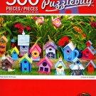 Cra-Z-Art Pretty Garden Birdhouses - 500 Piece Jigsaw Puzzle - p010