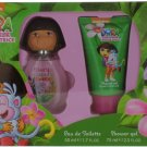 Dora The Explorer by Dora The Explorer for Women Set - Eau De Toilette 1.7oz + Shower Gel 2.5oz