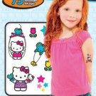 Hello Kitty Temporary Tattoos - 75 tattoos