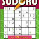 Large Print Pocket Size Sudoku Puzzles - Over 100 Challenging Puzzles to Sharpen Your Mind! - Vol.1