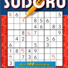 Large Print Pocket Size Sudoku Puzzles - Over 100 Challenging Puzzles to Sharpen Your Mind! - Vol.2
