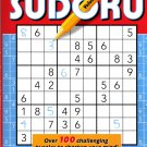 Large Print Pocket Size Sudoku Puzzles - Over 100 Challenging Puzzles to Sharpen Your Mind! - Vol.3