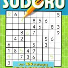 Large Print Pocket Size Sudoku Puzzles - Over 100 Challenging Puzzles to Sharpen Your Mind! - Vol.5