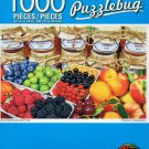 Cra-Z-Art Mix of Market Jams and Fruits - Puzzlebug - 1000 Piece Jigsaw Puzzle