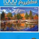 Cra-Z-Art Teton Range Reflection on Jenny Lake, Wyoming - Puzzlebug - 1000 Piece Jigsaw Puzzle