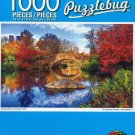 Central Park in Autumn, NYC - Puzzlebug - 1000 Piece Jigsaw Puzzle