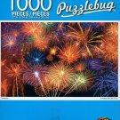 Cra-Z-Art Fireworks - Puzzlebug - 1000 Piece Jigsaw Puzzle