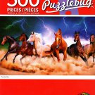 LPF Thunder Run - Puzzlebug - 500 Piece Jigsaw Puzzle