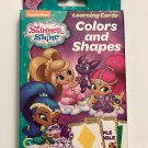 Shimmer & Shine Colors and Shapes Learning Cards