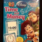Disney Toy Story Time & Money Educational Learning [FLASH CARDS]