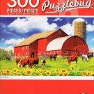 Cra-Z-Art On The Farm - Puzzlebug - 300 Piece Jigsaw Puzzle