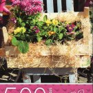 Cardinal Industries Spring Bouquet of Flowers - 500 Piece Jigsaw Puzzle