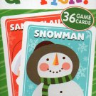Go Fish - 36 Christmas Playing Cards Game