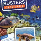 Brain Busters Card Game - Ocean Life - with Over 150 Trivia Questions - Educational Flash Cards