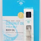 Bolero Coconut Oil & Sea Salt Body Oil